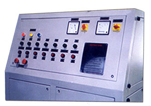 Composite Centralised Console with AC variable speed drive (Optional) is provided for easy control & operation.